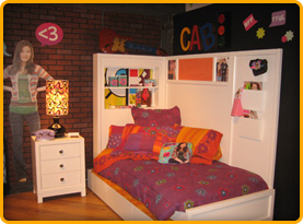 Icarly Bedroom Tour