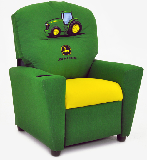 John Deere Ottoman : Chairs bean bags « kids college furniture