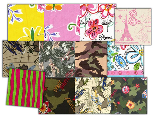 Click Here To See All The Fabrics Kids 2 College Has For You
